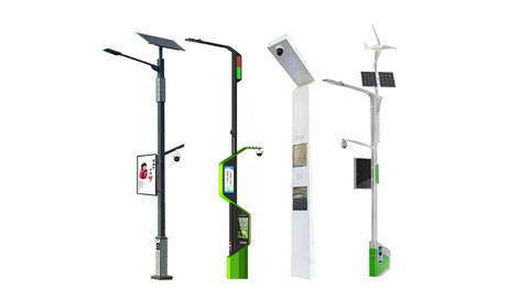 INTEFLY New Product Smart Solar Street Light Is Coming Now
